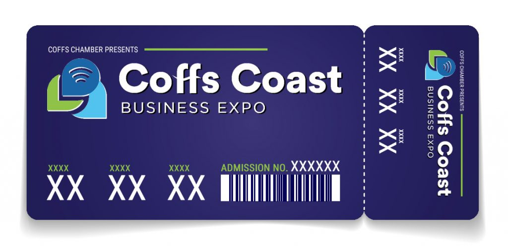 Coffs Coast Business ExpoTicket